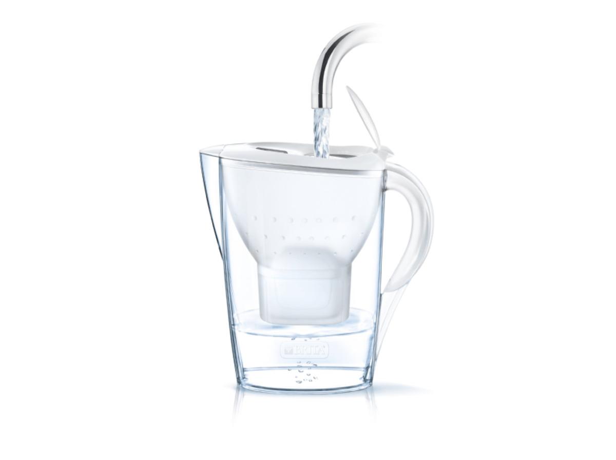 Bild 3 von BRITA Marella weiß inkl. 3 MAXTRA+, Tischwasserfilter, MAXTRA+, Weiß