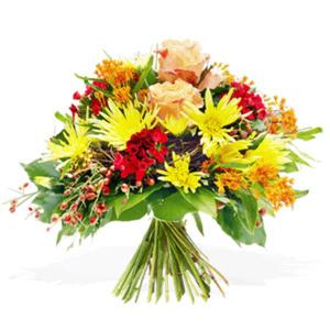 Goldene Herbstsonne - | Fleurop Blumenversand