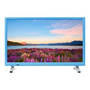 Medion P13500 (MD 21500) blue - 54,6 cm (21,5 Zoll) Fernseher (Full HD, Triple Tuner (DVB T2), USB, HDMI)