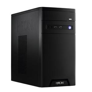 Hyrican Cyber PCK05855 Gaming-PC [i3-8100 / 8GB RAM / 120GB SSD / 1TB HDD / GTX 1050 Ti / Intel H310 / Win10]
