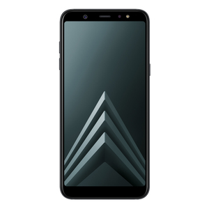 "Samsung Galaxy A6 32GB Schwarz [14,25cm (5,6"") HD+ Display, Android 8.0, 1.6GHz Octa-Core, 16MP]"