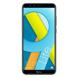 "Honor 9 Lite 64GB Hybrid-SIM Midnight Black [14,35 cm (5,65"") TFT-LCD Display, Android 8.0, 13+2MP Dual]"