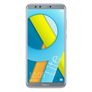 """Honor 9 Lite 64GB Hybrid-SIM Glacier Grey [14,35 cm (5,65"""") TFT-LCD Display, Android 8.0, 13+2MP Dual]"""