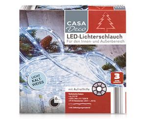 CASADeco LED-Lichterschlauch