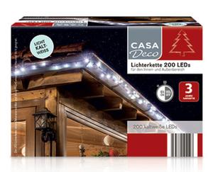 CASADeco Lichterkette