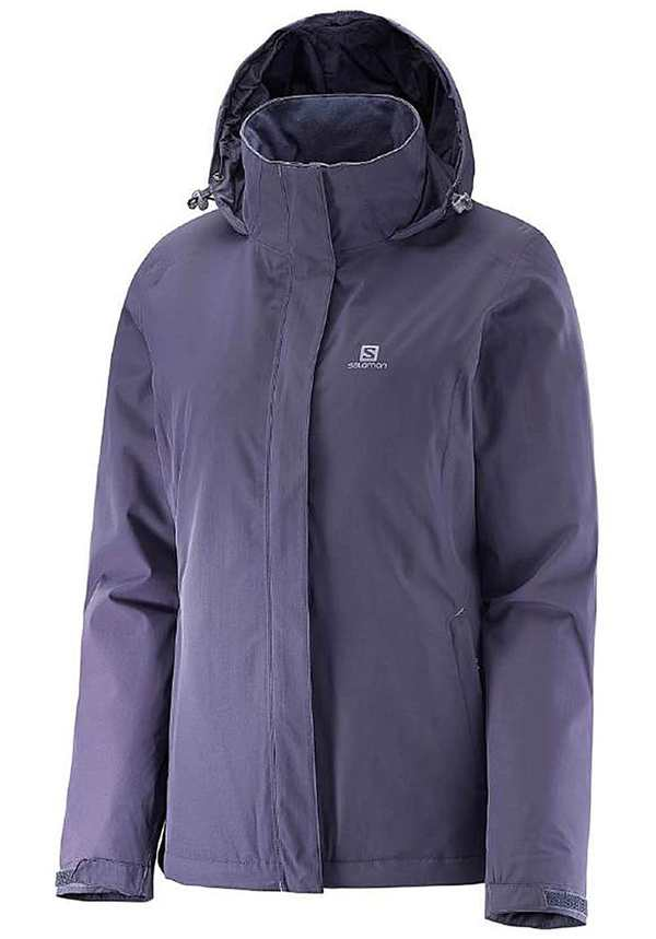 Salomon Elemental Insulated - Funktionsjacke für Damen - Lila