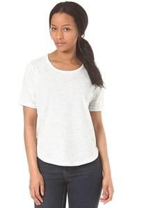 Bench Basic Neon Nep - T-Shirt für Damen - Blau