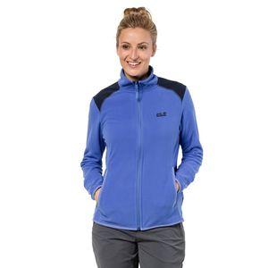 Jack Wolfskin Fleecejacke Frauen Performance Flex Jacket Women XS blau