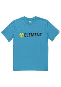 Element Blazin - T-Shirt für Jungs - Blau