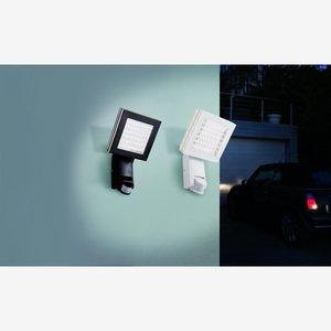 LED Wandstrahler weiß