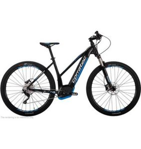 corratec E-Bike »E-Power X-Vert 29 Shadow Sport CX«, Kettenschaltung, Mittelmotor 250 W