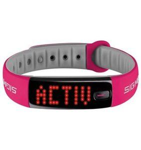Sigma Sport Fitnessarmband, Activity Tracker, pink, »Activo«