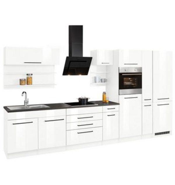 HELD MÖBEL Küchenzeile ohne E-Geräte »Tulsa«, Breite 380 cm ...