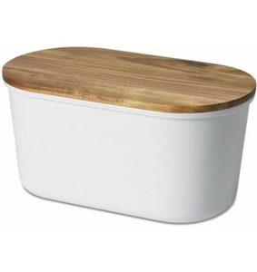 Echtwerk Brotbox, Melamin, 3 Farben, »FRESH«