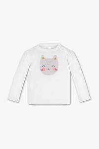 Baby Club         Baby-Pullover - Glanz Effekt