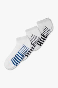 Sneakersocken - 3 Paar