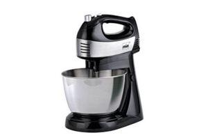 Kompakt Küchenmaschine/Handmixer mit Rührschüssel