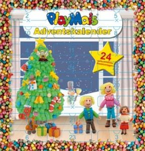 PlayMais Adventskalender