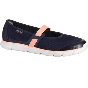 Ballerinas Soft 520 Damen marineblau/koralle