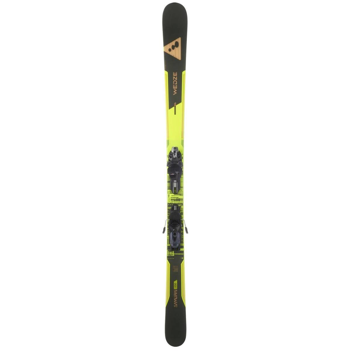 Bild 2 von Ski Freeride Samurai 500 gelb