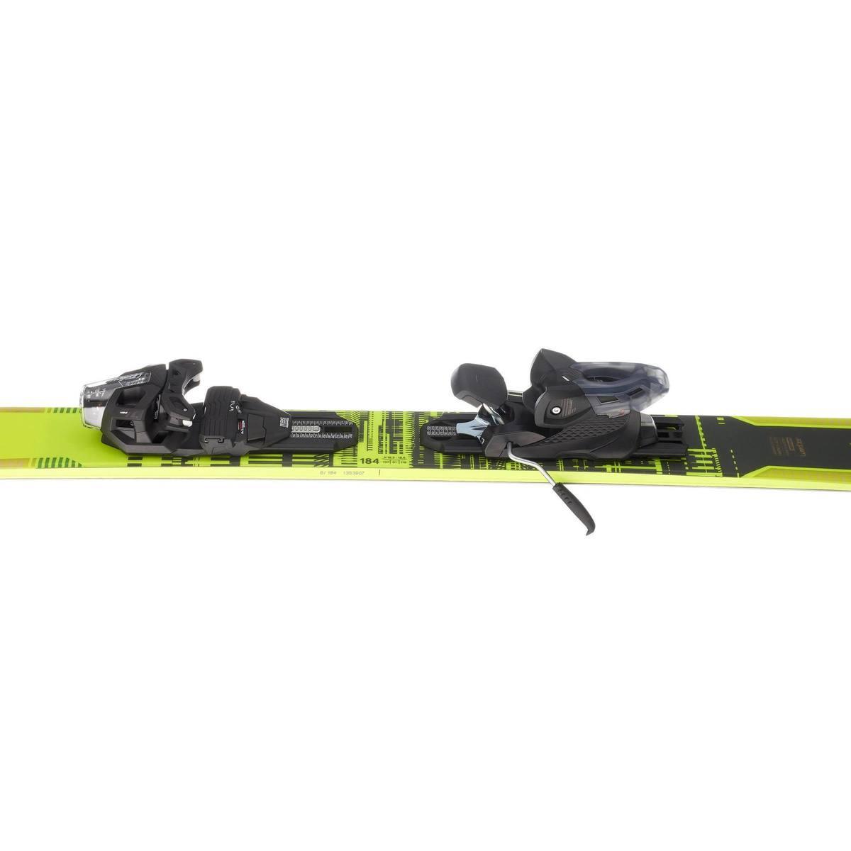 Bild 4 von Ski Freeride Samurai 500 gelb