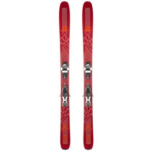 Ski-Set Freeride QST 106 Warden 11 bordeaux