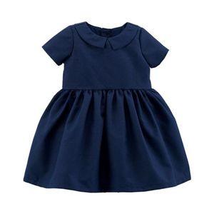 CARTER´S   Kleid kurzarm Bubikragen