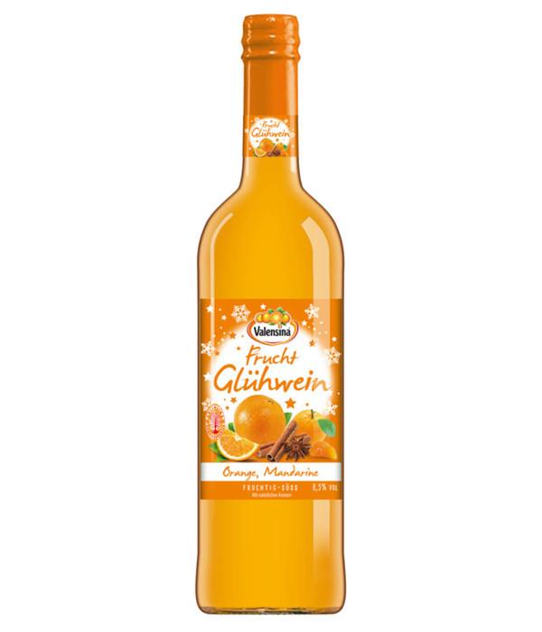 VALENSINA Fruchtglühwein Orange Mandarine, 0,75 L