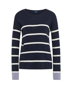 TOM TAILOR - Patterned boxy Sweater