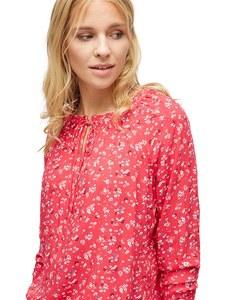 TOM TAILOR - Leichte Shirtbluse mit Blumenprint