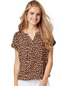 d54b0b477cc8 Volcom Cozy Day Cropped - Hemd für Damen - Blau von Planet Sports ...