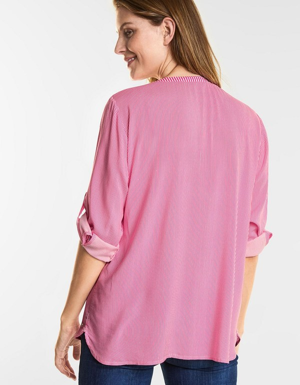 Modestile sale online hier CECIL - Bluse gestreift von Adler ansehen!