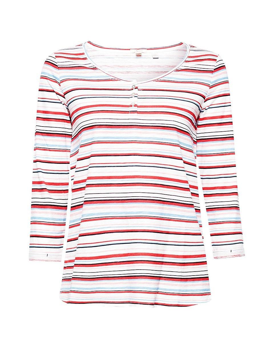 Bild 3 von Esprit - Slub-Shirt mit Print