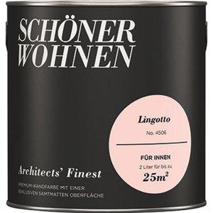 Schöner Wohnen Architect's Finest Lingotto samtmatt 2 l