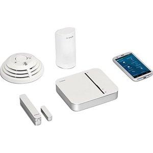 Bosch Smart Home Sicherheit Starter-Set mit App-Funktion