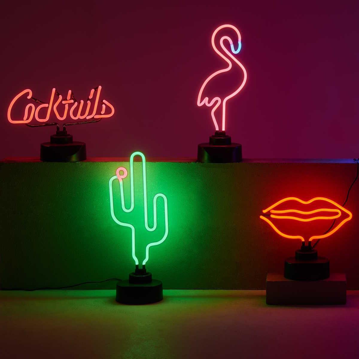 Bild 4 von Neon-Leuchte Cocktails