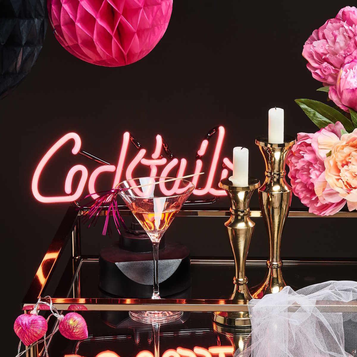 Bild 5 von Neon-Leuchte Cocktails