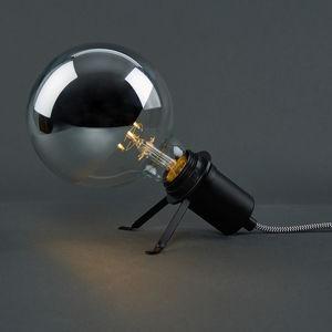 LED-Glühlampe G125 verspiegelt