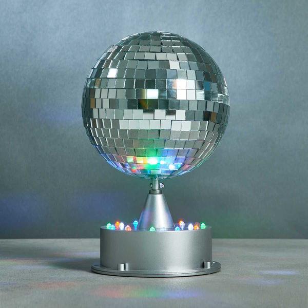 Discokugel mit Beleuchtung