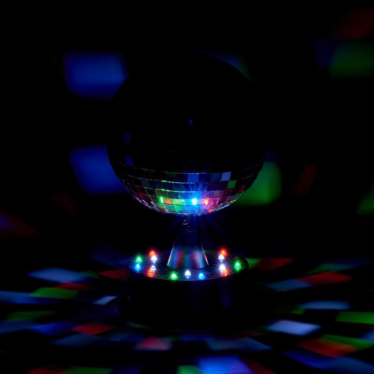 Bild 5 von Discokugel mit Beleuchtung