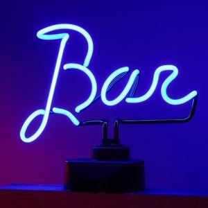 Neon-Leuchte Bar