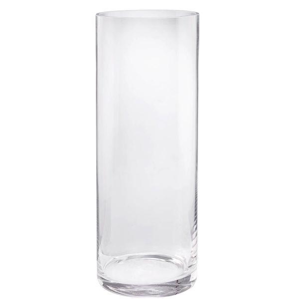 zylindrische Vase 40 cm