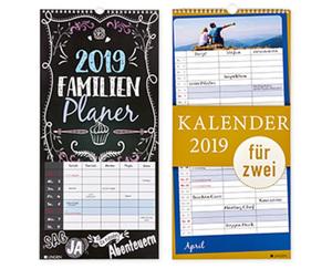 Streifenkalender 2019