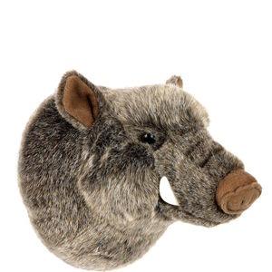 Wildschweinkopf klein