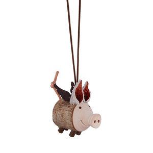 Anhänger Glücksschweinchen