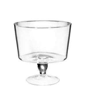 Glasschale mit Fuß Ø 25 cm