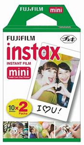 Fujifilm         Instax Mini 10 Blatt 2er Pack