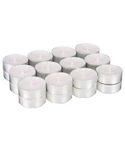 Duftteelicht - Anti-Tabak-Geruch - ca. Ø 4 x 1,5 cm, 24er-Pack