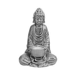 Statue für Teelicht 20 cm