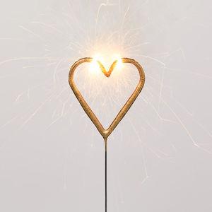 Wunderkerze Herz